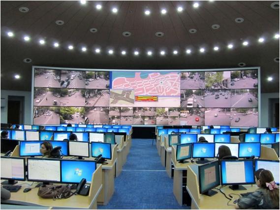 В 2012 році була повністю завершена та введена в експлуатацію Автоматизована система адаптивного керування м. Тбілісі